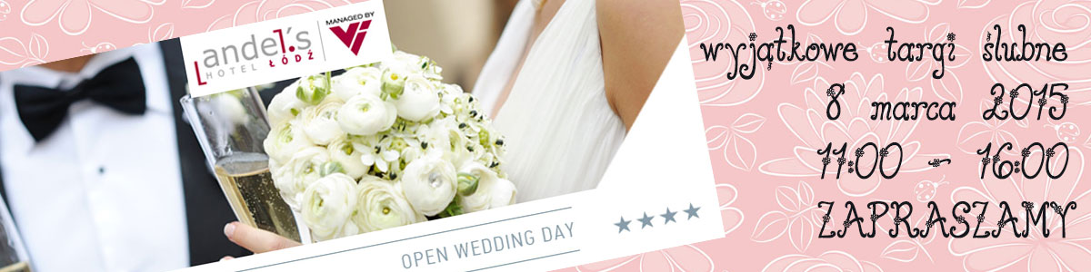 Open Wedding Day